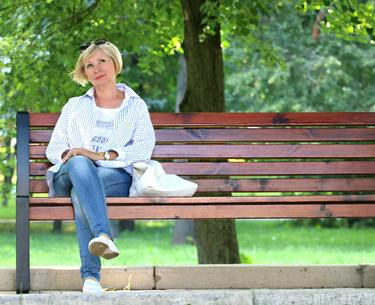 Menopause, Anxiety, Hot Flashes and Black Cohosh Root