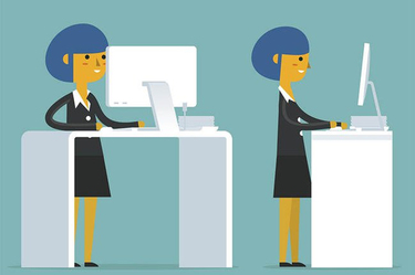 7 Benefits of a Standing Desk - Christian Businesses ...