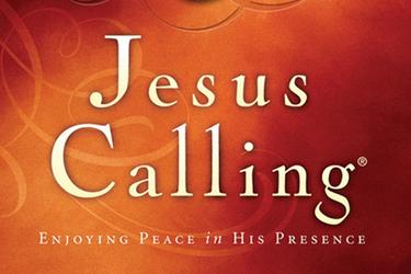 Jesus Calling, November 29
