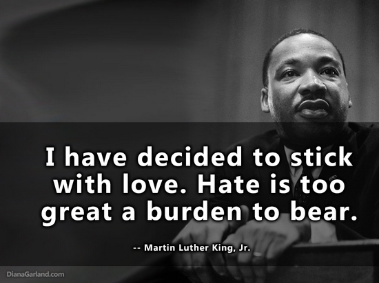 Martin Luther King Love Quotes Magnificent 42Columbiablogpostimage20160118081542