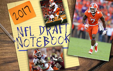 Mike Williams NFL Draft - Rolling With The Rookies